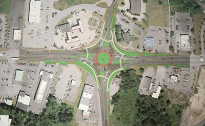 Big I Roundabout