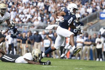 COLLEGE FOOTBALL: Penn State roars to 79-7 rout to open season