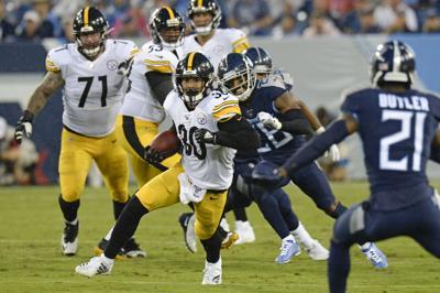 Steelers Titans Football