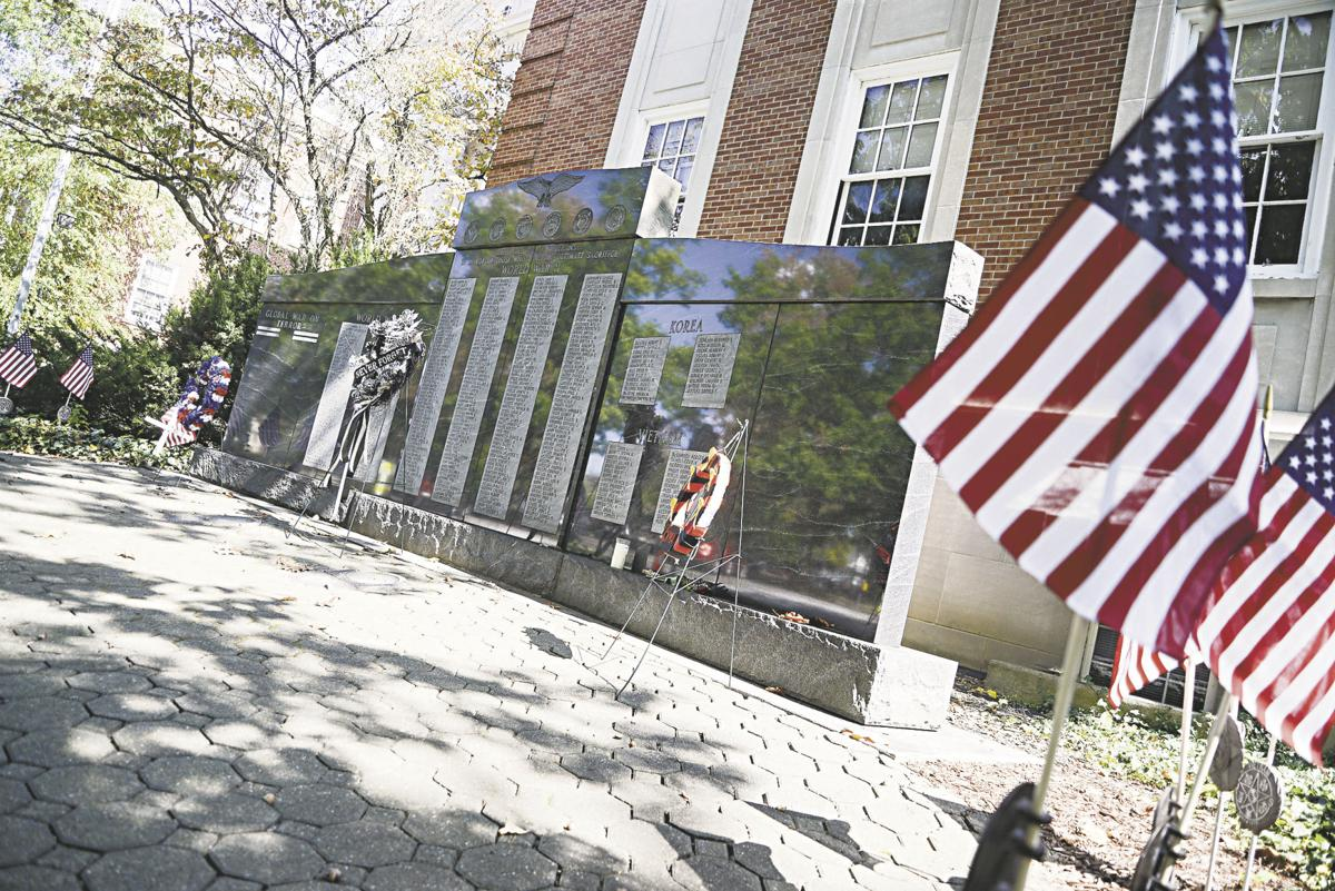 Crawford County Veterans Memorial upgrades starting in