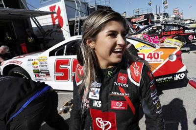NASCAR: Deegan begins march to NASCAR's big leagues at Daytona