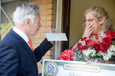 FULL STORY: Meadville woman gets $40K from Publishers Clearing House