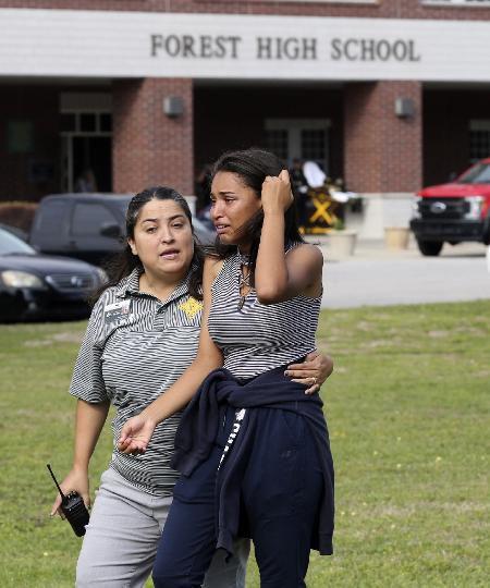 Ocala, Fla., School Shooting Injures One