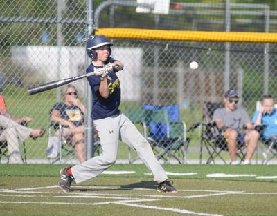 DISTRICT 1 BASEBALL: Offensive explosion helps Saegertown