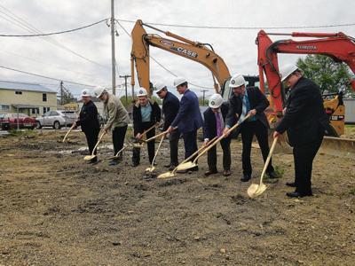 Officials break ground for new Conneaut Valley Health Center