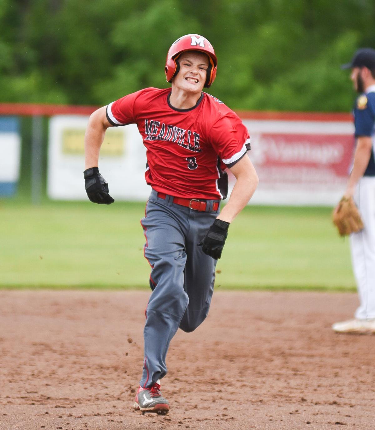American Legion Baseball - Meadville vs Titusville