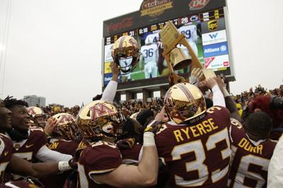 COLLEGE FOOTBALL: Howden's late pick seals Golden Gophers' win over Penn State