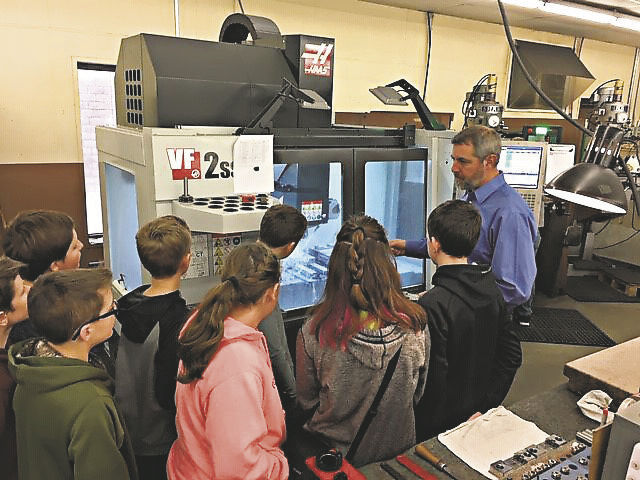 CLMS manufacturing contest