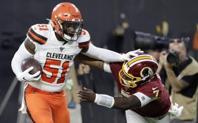 Browns Mack Football