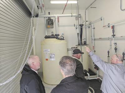 Water fluoridation begins Aug  28 in Meadville   News