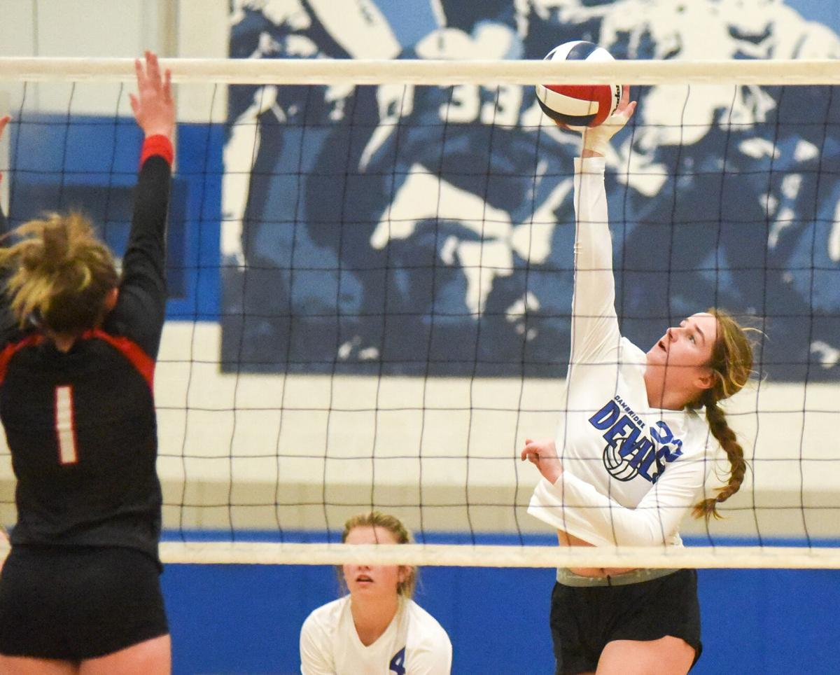 Girls Volleyball - Cambridge Springs vs. Youngsville