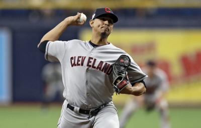 MLB: Rays spoil Carrasco's return, complete sweep of Indians