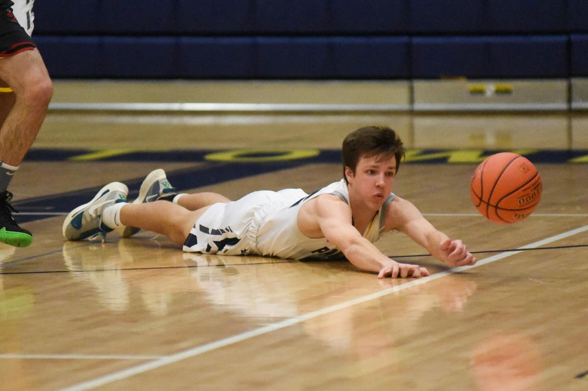 Boys Basketball - Saegertown vs. Lakeview