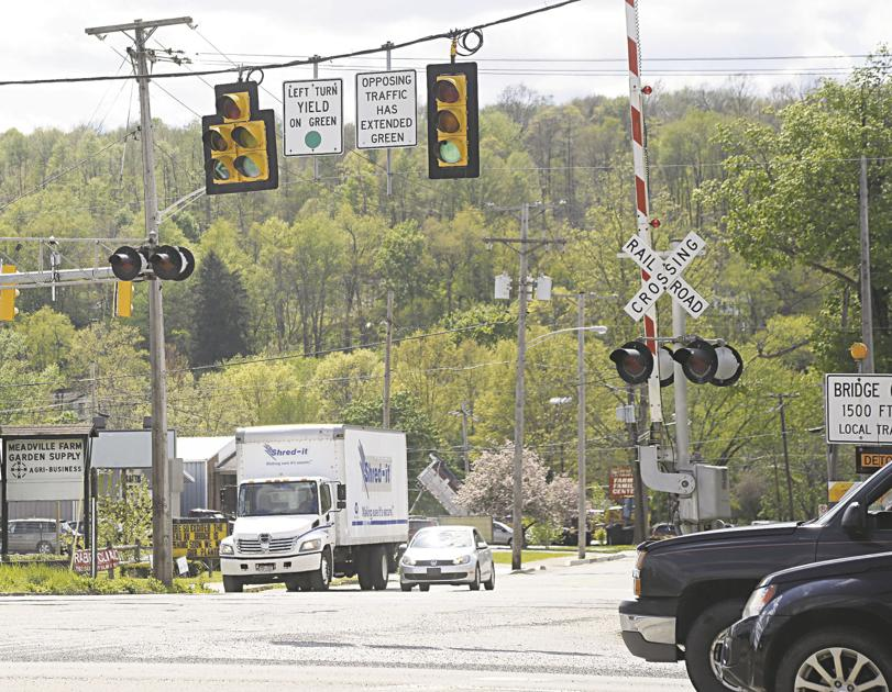 Meadville receives state funding to upgrade traffic lights along ...