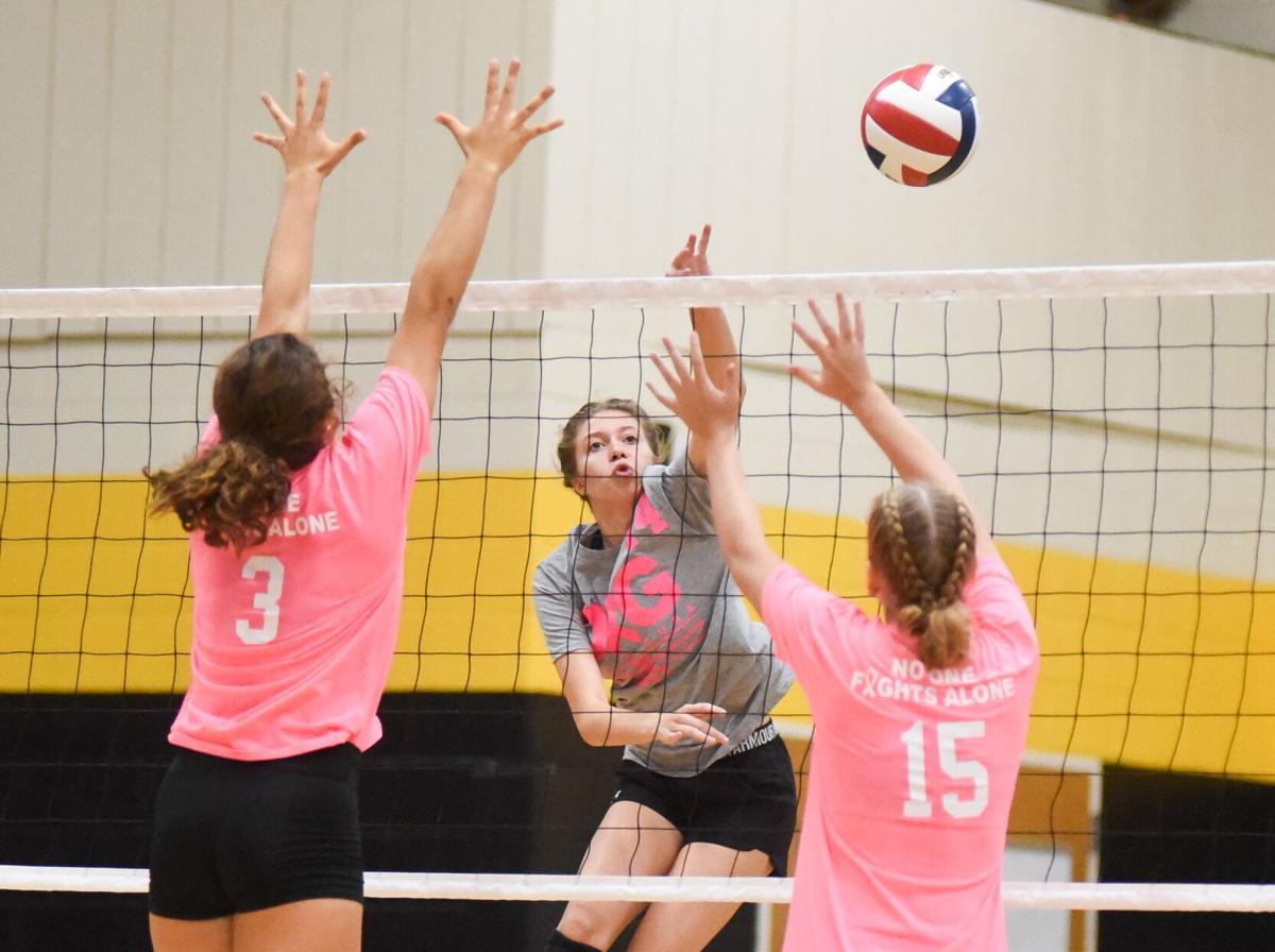 Girls Volleyball - Cochranton vs. Maplewood