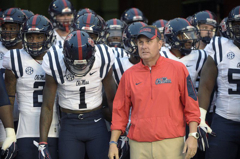 Hugh Freeze Resigns As Ole Miss Head Coach, Connected To Escort Service