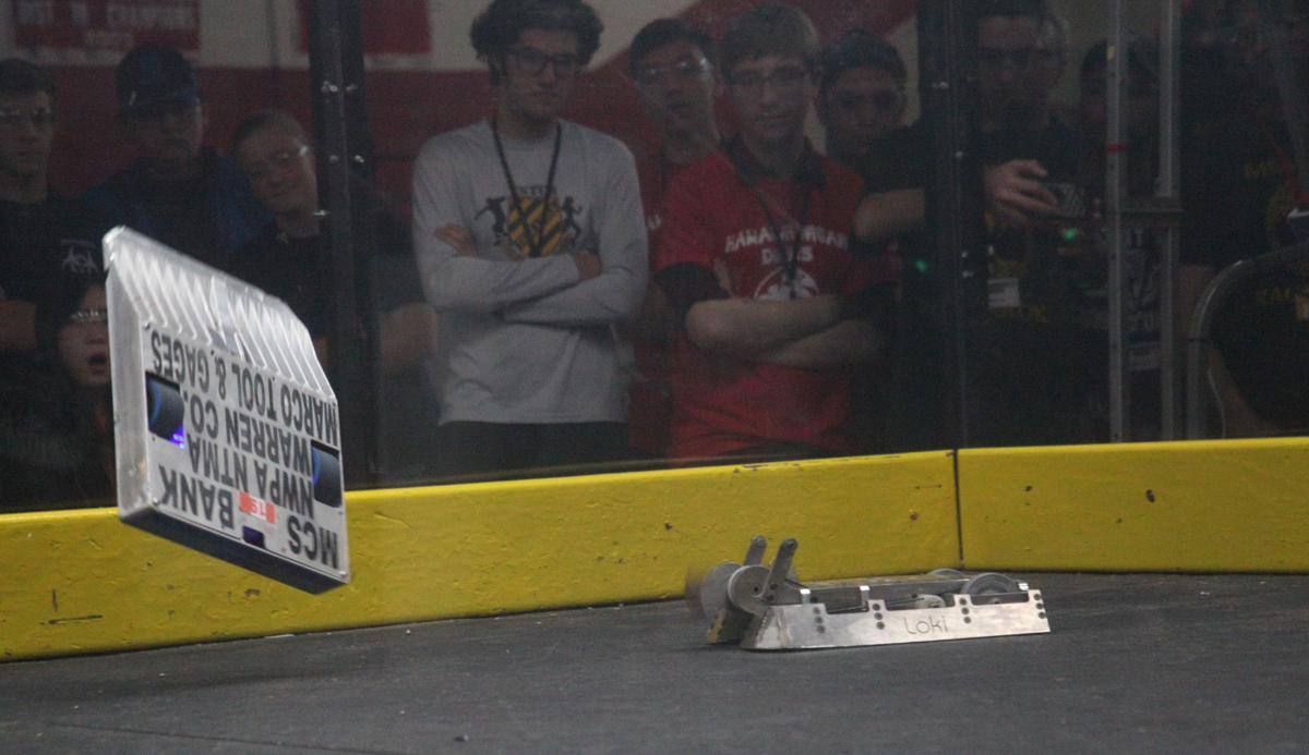 SLIDESHOW: RoboBOTS battle the day away in Meadville