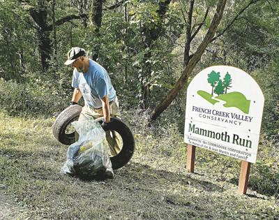 French Creek Cleanup
