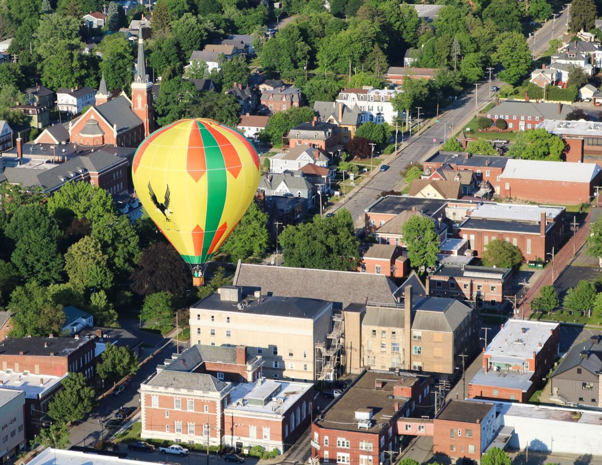 Ted Watts Memorial Balloon Flight