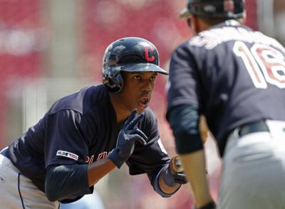 MLB: Allen leads Indians in romp over Reds