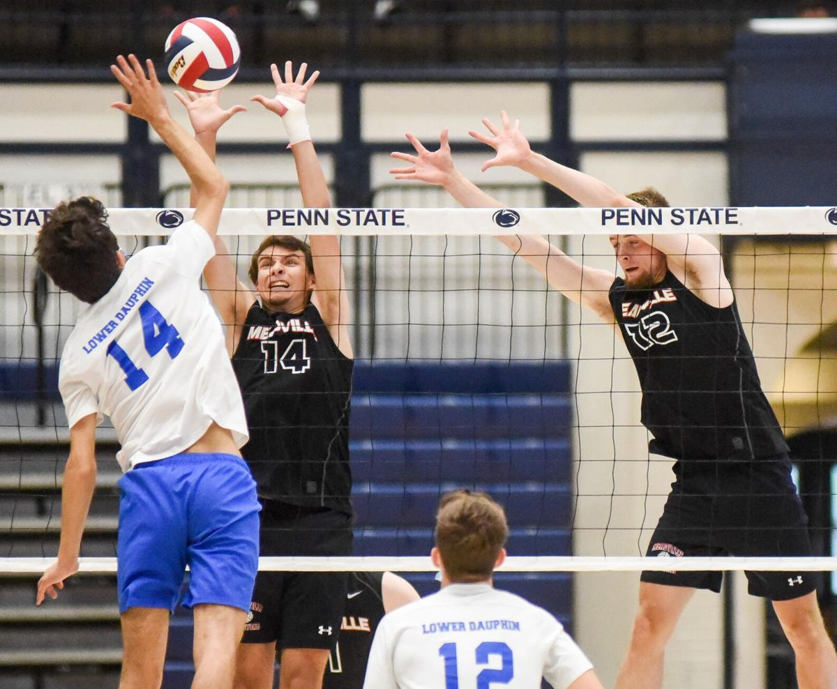 PIAA Boys Volleyball State Championship - Meadville vs Lower Dauphin