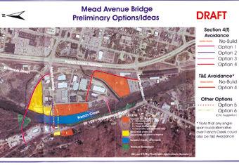 Mead Avenue Bridge options under consideration   Local News