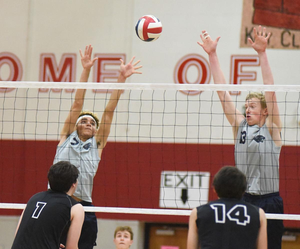 Boys Volleyball - Meadville vs. Saegertown