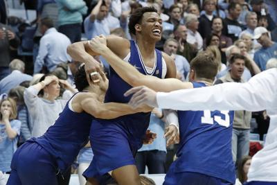 Duke North Carolina Basketball