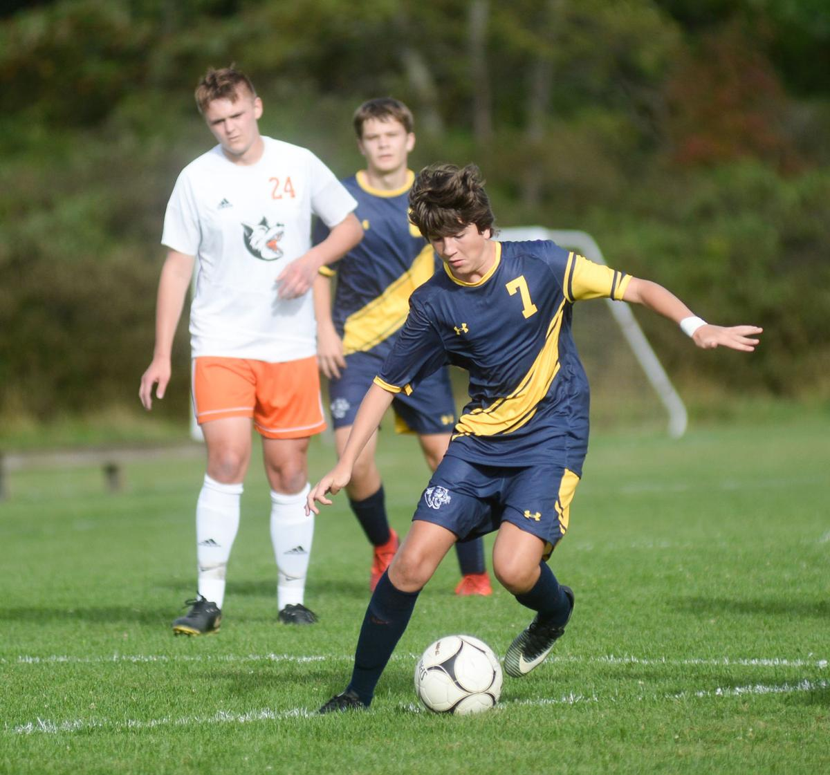 Boys Soccer - Saegertown vs. Harbor Creek