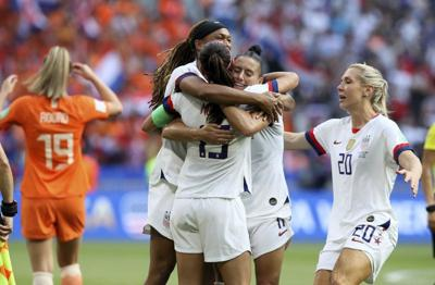 SOCCER: U.S. beats Netherlands to win fourth Cup title