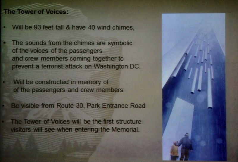 Flight 93 Memorial to include 'Tower of Voices'   News