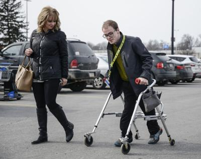 No resolution as Walmart greeter with cerebral palsy fights to keep