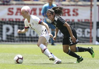 SOCCER: Women's World Cup becomes platform for social change