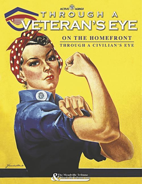 Through A Veteran's Eye' opens today at Active Aging   Local