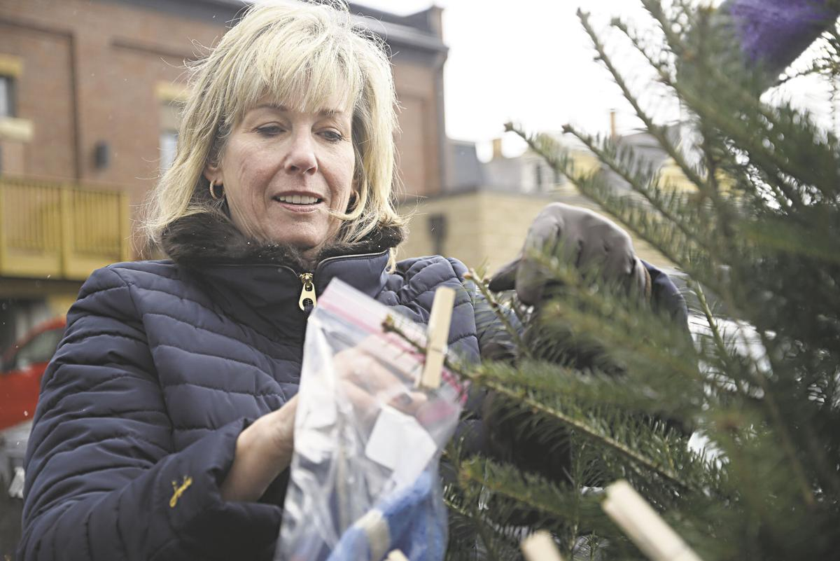 Giving Tree returns to provide essential items for needy