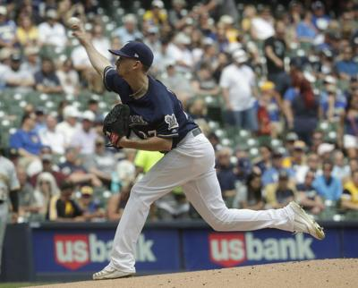 MLB: Davies improves to 7-0 as Brewers beat Pirates