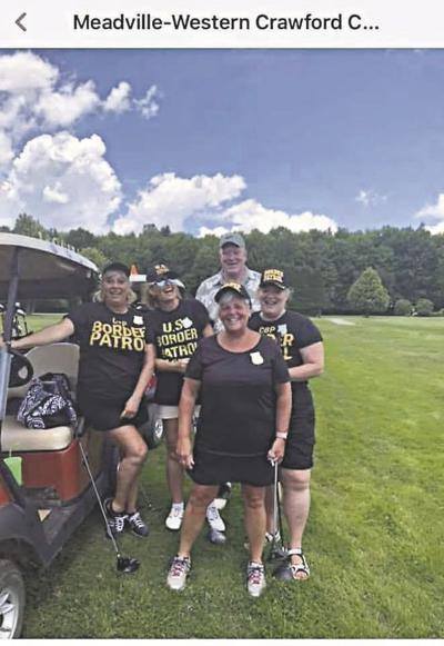 Chamber golf event photo