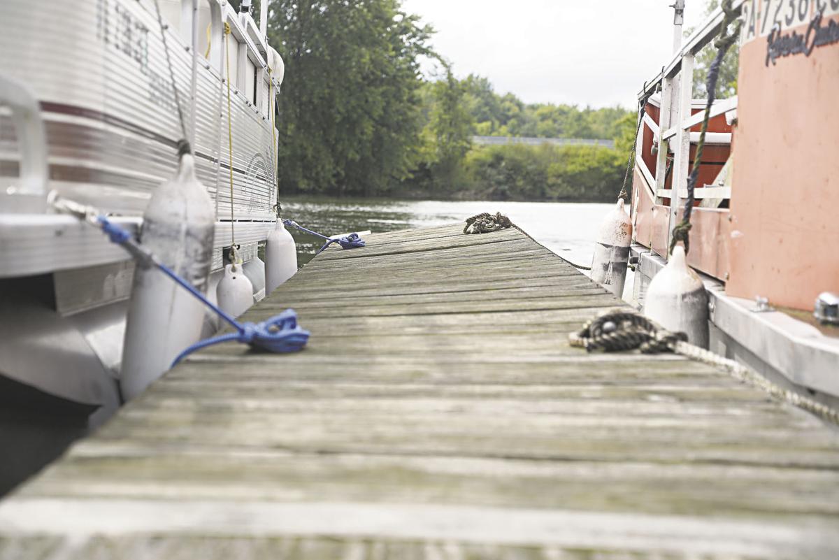 Espyville marina docks