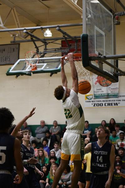 EAHS unable to hold second half lead against Warriors