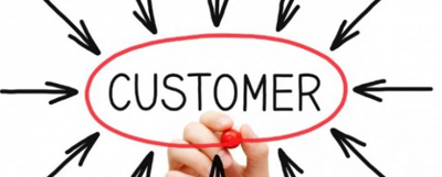 Become a successful business by putting customers first