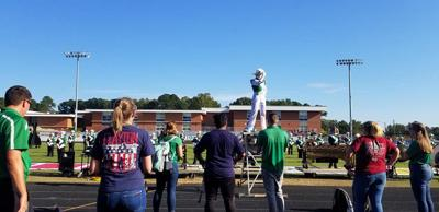 Eagles come home with awards, honors from regional competition