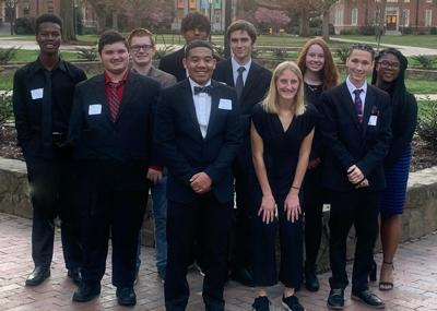 Eagles place fourth in N.C. Ethics Bowl competition at UNC-Chapel Hill