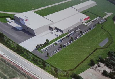 Lotus proposes large expansion of first U.S. facility