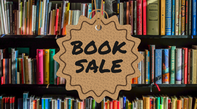 Local Book Sale continues this week in Burlington
