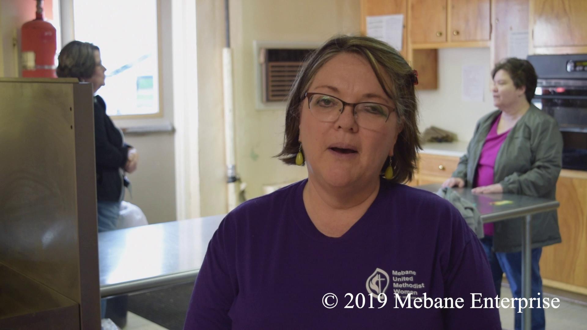 Mebane United Methodist Church Soup Ministry