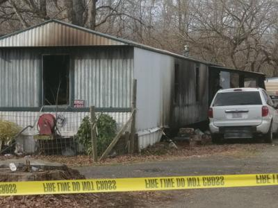 Mebane mobile home fire December 29 results in two deaths