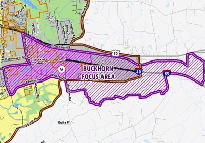 Orange County, Mebane city leaders moving forward with Buckhorn Area Plan