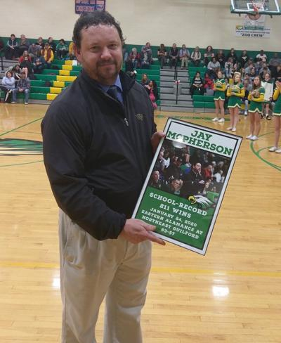 McPherson leaves indelible mark on history of Eagles hoops