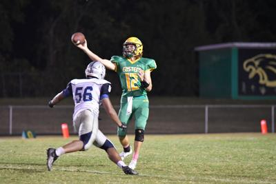 Eastern withstands late charge for win over Northeast Guilford