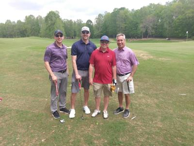 Golfers brave storms for annual Dogwood tourney at Mill Creek